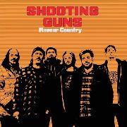 SHOOTING GUNS - FLAVOUR COUNTRY (CLEAR/ORANGE)